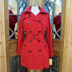 Michael Kors Trench Coat NWT